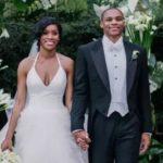 Russell Westbrook wedding photo