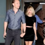 Taylor Swift and Tom Hiddleston dated