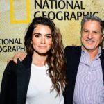 nikki Reed with her father Seth Reed