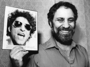 Abbie Hoffman Holding his original Appearance