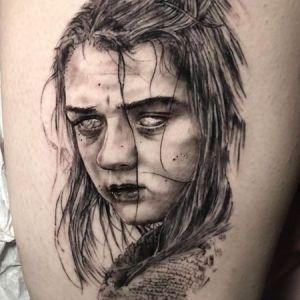 Javier Gonzalez Tattoo
