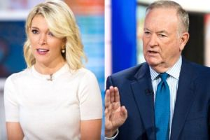 Megyn Kelly accuses bill o'reilly sexual harrasment