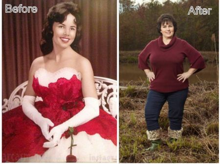 'Duck-Dynasty'-Miss-Kay-weight-loss-before-after