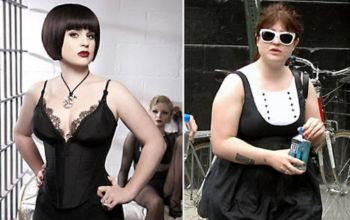 Kelly Osbourne Weight Loss - Before & After, Relationship with Erik Bragg!
