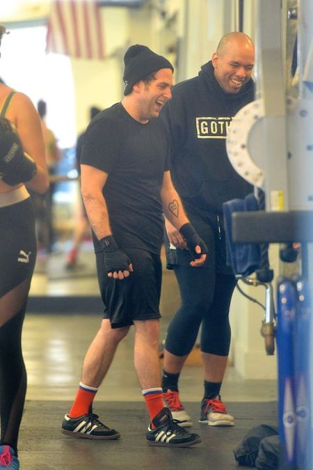 Jonah Hill opens up about his workout and diet plan