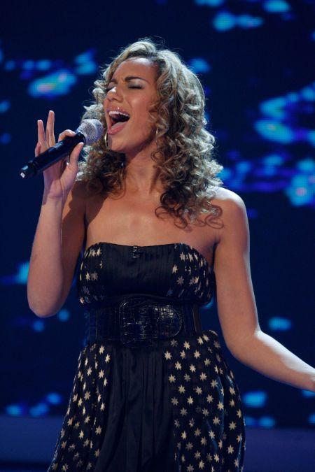 Leona Lewis on the X-Factor (1)