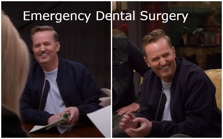 Matthew Perry Teeth Distracted Audiences in 'Friends: The Reunion'!!!