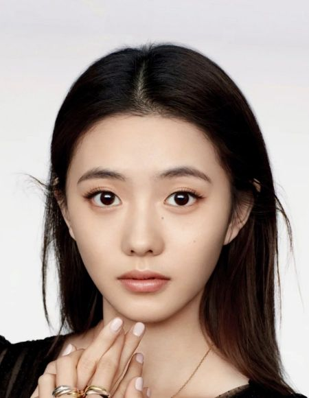 The Snippet of the Chinese actress, Liu Hao Cun