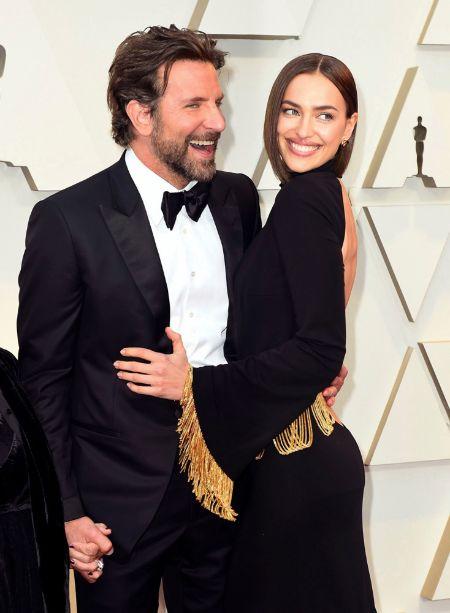 Irina Shayk With Bradley Cooper (1)