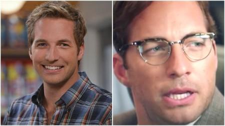 Ryan Hansen Real and Fake Teeth