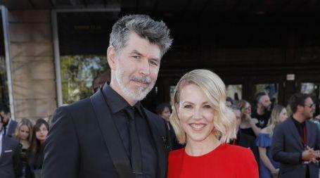 Julian and her husband