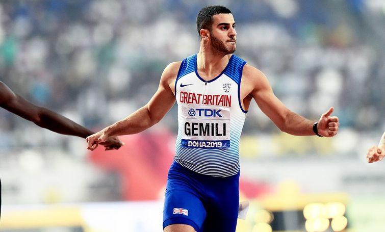 Who is Adam Gemili Partner? Sprinter's Net Worth & Olympics