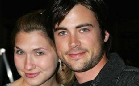 Lora Chaffin and Matt Long