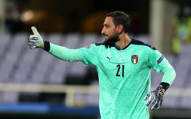 Euro 2020 winner Italy's Goalkeeper Gianluigi Donnarumma Girlfriend, Height & Penalty Save Details!