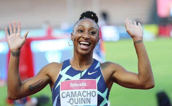 Puerto Rican Olympian Jasmine Camacho Quinn Weight Loss
