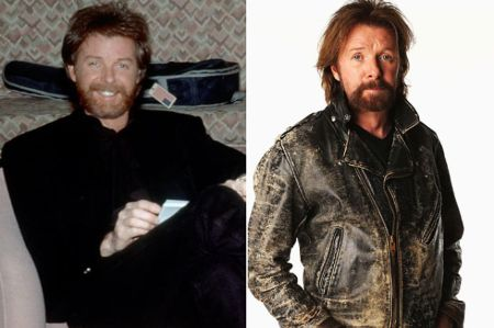 Ronnie Dunn Before and After (1)