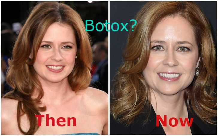 'The Office' Actress Jenna Fischer Plastic Surgery Truth!!!