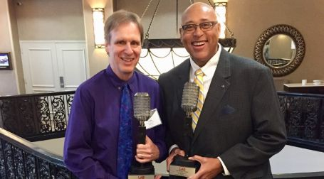 WWL-TV WWL-TV, Chef Kevin Belton win awards from Louisiana Association of Broadcaster