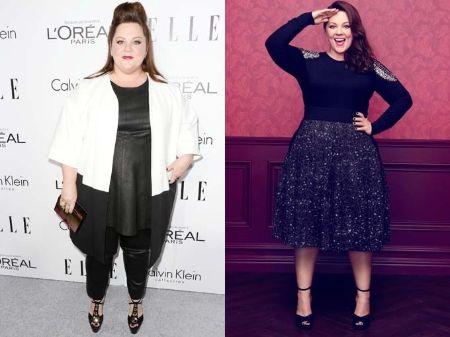 melissa mccarthy's Weight Loss