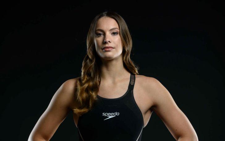 Meet the Canadian swimmer, Penny Oleksiak