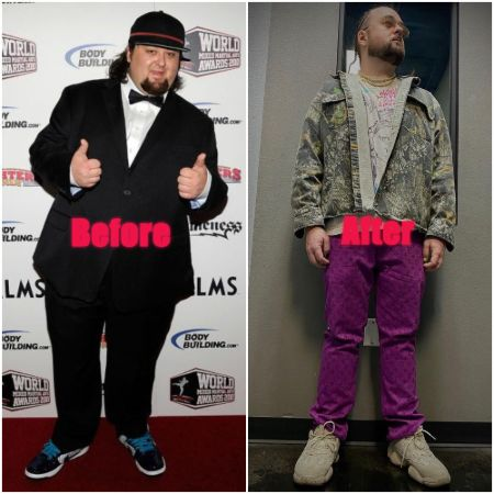 Chumlee's Before and After Weight Loss Snippet