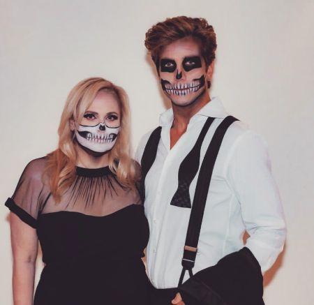 Rebel Wilson and her ex-boyfriend