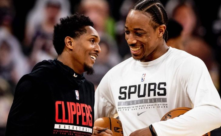 Is the American Professional Basketball Player, DeMar DeRozan Gay? Grab Details about His Wife!!