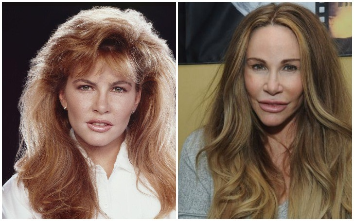 '80s Star Tawny Kitaen Plastic Surgery Transformation and Death!!!