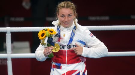 The Amateur Boxer Olympic Winner, Lauren Price