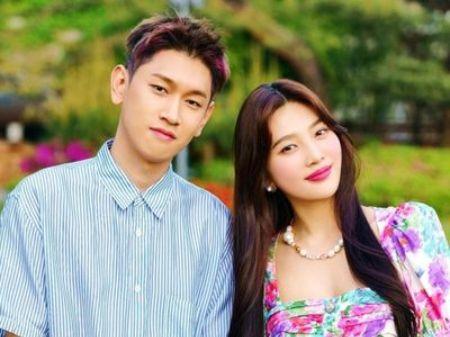 Joy and singer Crush's dating rumors seems to be true