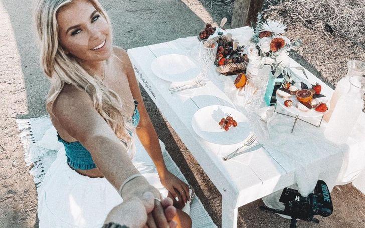 Meet the American TikTok star, Kristin Marino; Learn Her Wiki, Age, Dad, Boyfriend & Net Worth