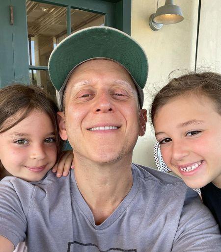 Brad Morris children