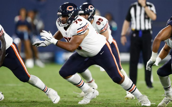 Chicago Bears offensive tackler, Larry Borom Ankle Injury Details; His NFL Draft and Health Updates!