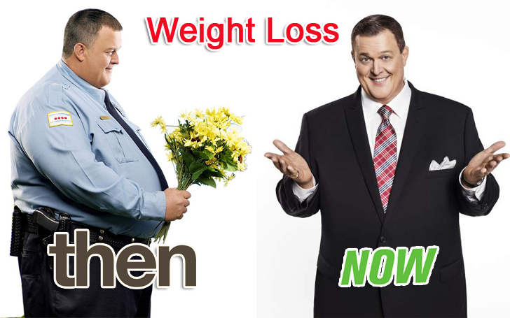 Billy Gardell Weight Loss Facts!