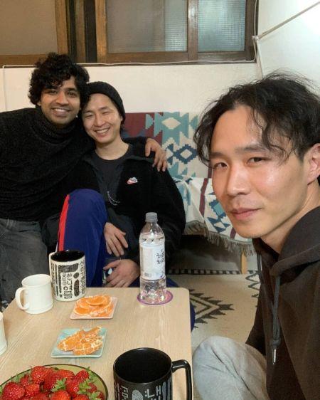 Squat Game's Anupam Tripathi Wiki