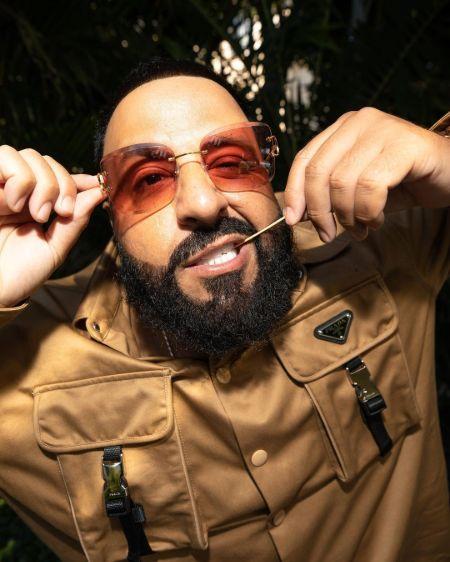 Khaled's new teeth
