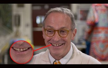 David Sedaris height age and teeth