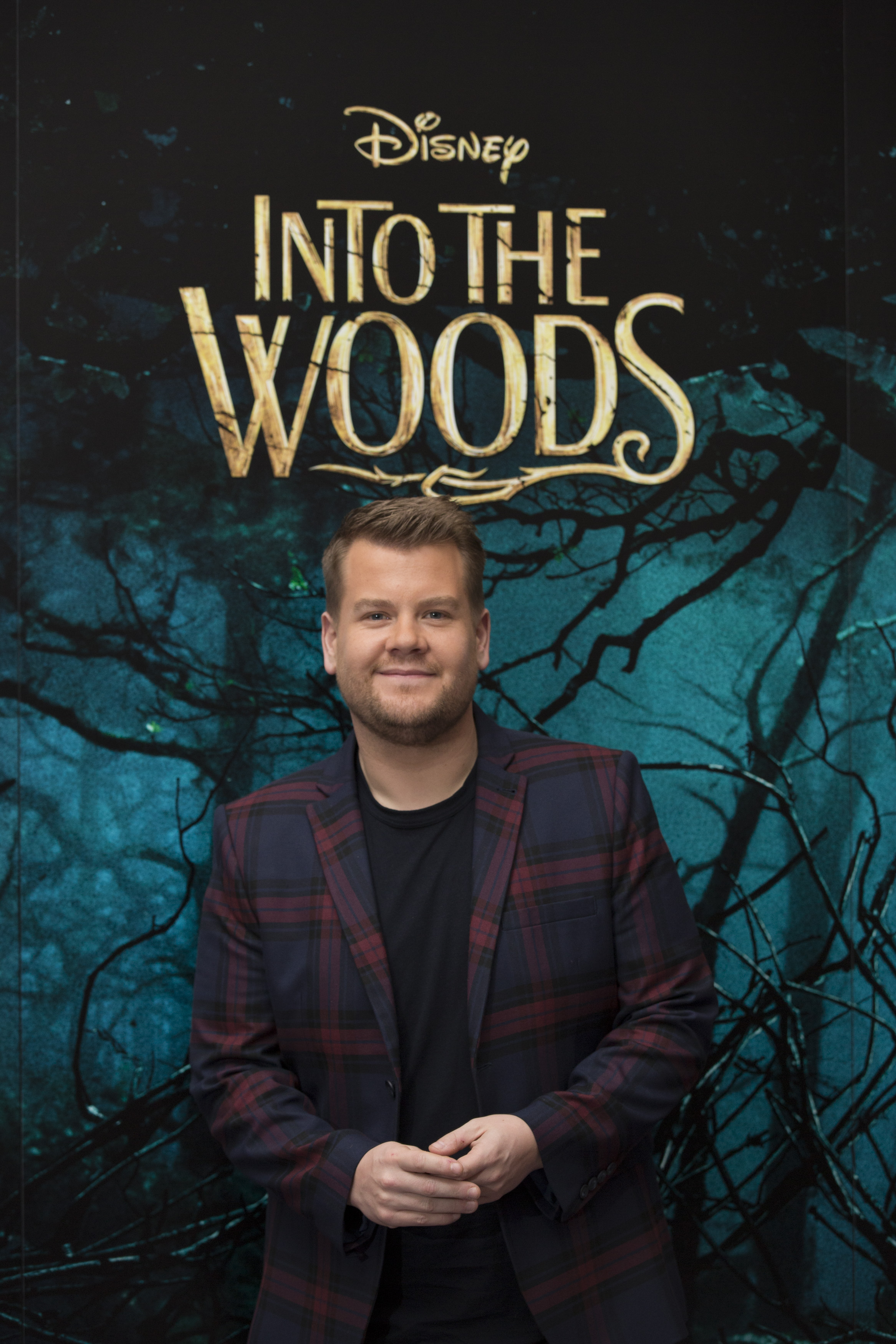 Rob marshall anna kendrick amp james corden participate in into the