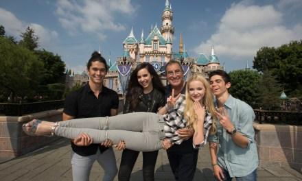The Cast of Descendants Take Over Downtown Disney Following Descendants 2 Announcement