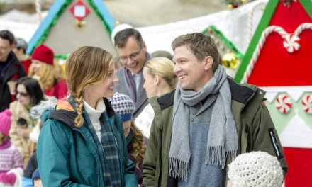 "Movie Review: Hallmark Movie and Mysteries' ""Operation Christmas"""