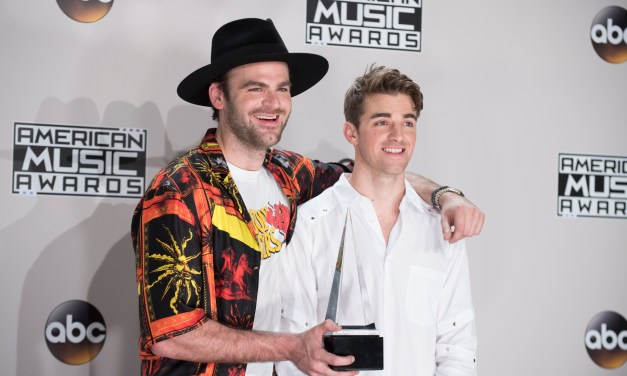 The Chainsmokers Reflect On Their Musical Journey After AMAs Win – EXCLUSIVE