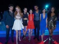 CARTER JENKINS, BELLA THORNE, KATELYN TARVER, NIKI KOSS, KEITH POWERS, PERREY REEVES, PEPI SONUGA