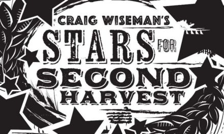 Blake Shelton, Chris Lane, and Kane Brown Come Together for the 12th Annual Stars for Second Harvest