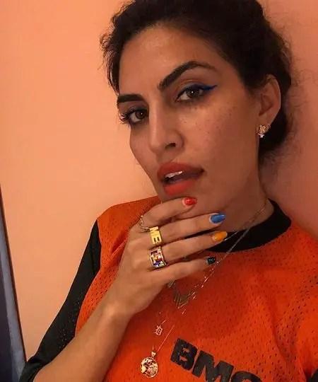 The Fashion Designer, Melody Ehsani, has a net worth of $2 million.
