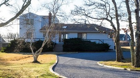 Colin Jost's house in Hither Woods Montauk