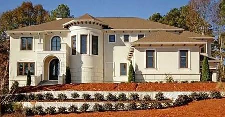 NeNe Leakes' $2.1 million home.