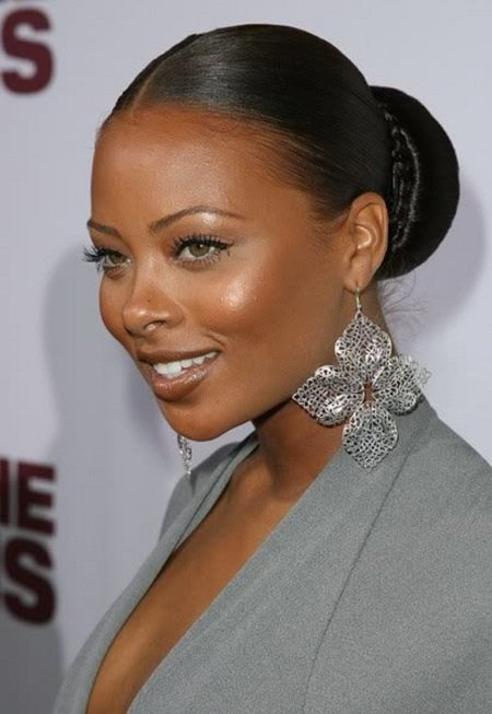 Eva Marcille during her days in 'The Young and Restless'.