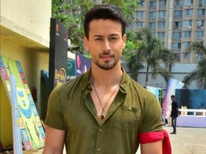 baaghi 2 tiger shroff look