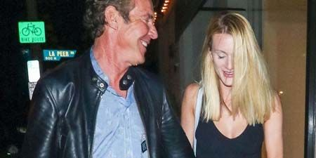 Laura Savoie and Dennis Quaid are together for about half a year.