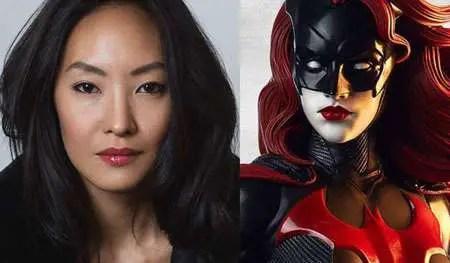 Elizabeth Anweis is playing Catherine Hamilton-Kane in Batwoman.